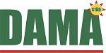 DAMA STÄD AB Logotyp